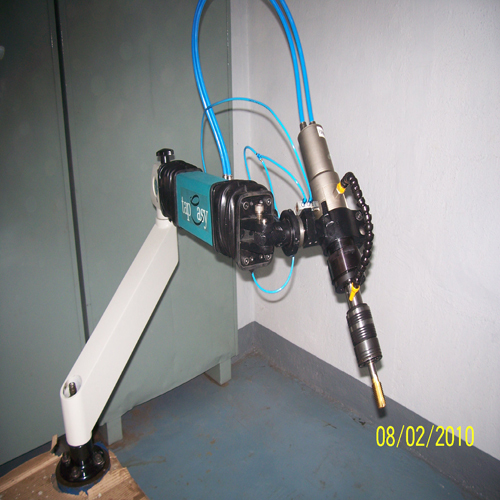 Angular Tapping Machine