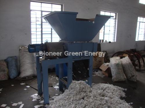 Industrial Lab Scale Shredder