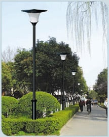 Ms Street Pole