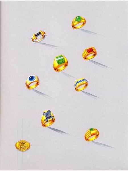 The Art Jewelry Design Jewelley Book