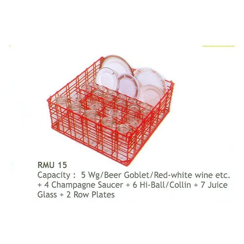 Plastic Coated Wire Rack