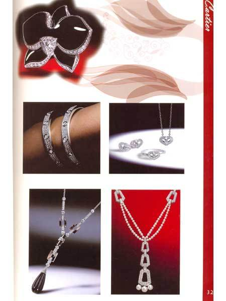 The Brand Gallery - Jewellery Book