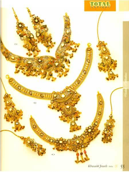 TOTAL ANTIQUE JEWELLERY BOOK
