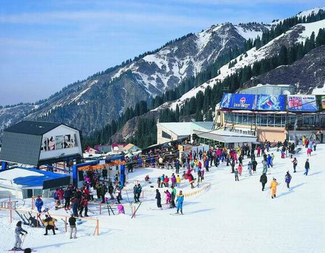 Almaty 4 Nights & 5 Days Tour Package
