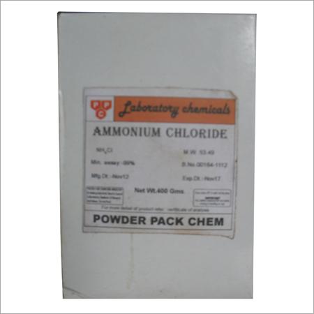 Ammonium Chloride Grade: Chemical
