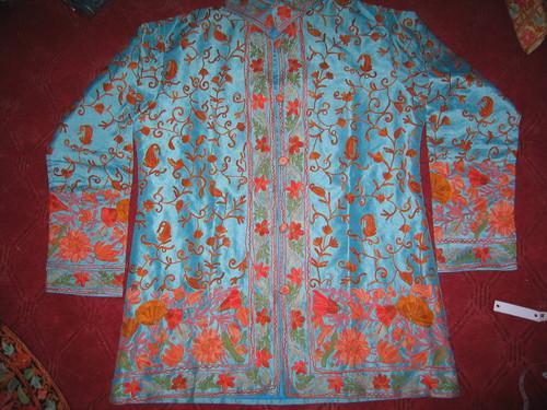 Embroidery Ladies Jacket