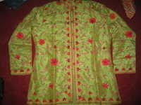 Fancy Ladies Embroidered Jacket