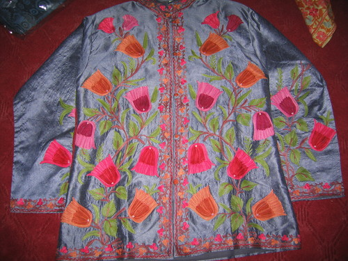 Designer Embroidered Ladies Kurtis
