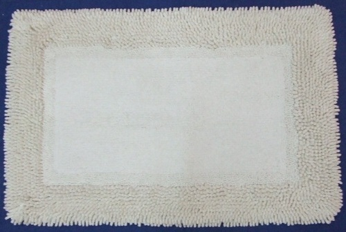 Cotton Chenille Bath Mat