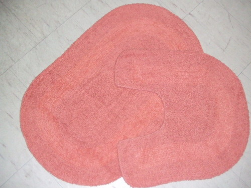 Bath Mat Set - Bath Rug Set