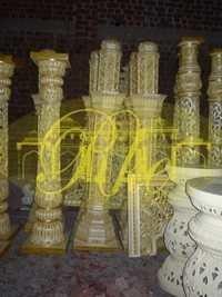 Wedding mandap pillar