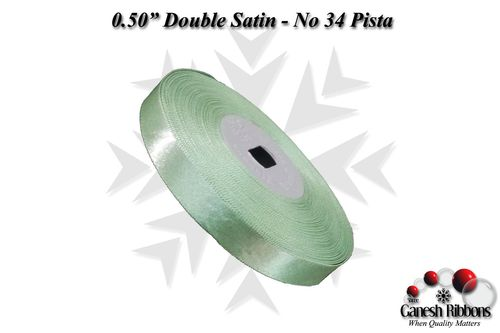 Double Face Satin - Pista