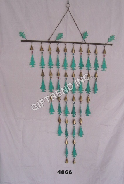 Door Hanging Chime X mas tree