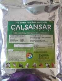 Ayurvedic herbal veterinary medicine CALSANSAR