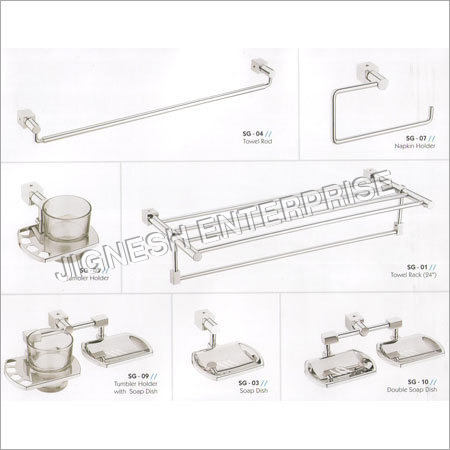 Bathroom Fittings and Accessories