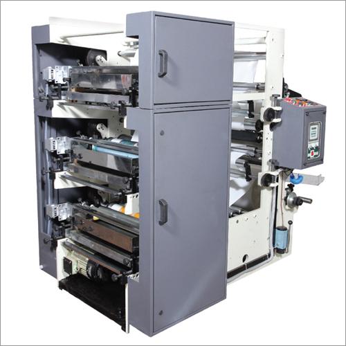 Stack Flexo 3 Color Press
