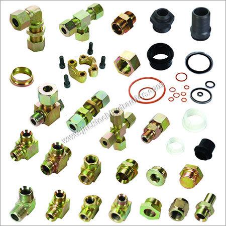 Hydraulic Hose Fittings