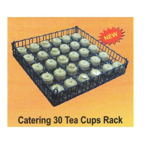 Catering 30 Tea Cups Rack