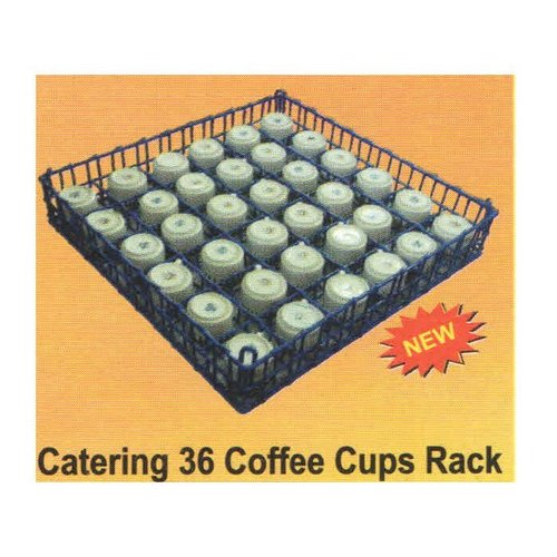 Catering Coffee Cups Rack