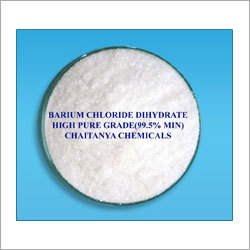 High Purity Barium Chloride Dihydrate