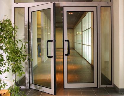 Aluminium Door & partition