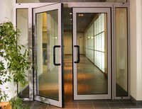 Aluminium Hinged Door