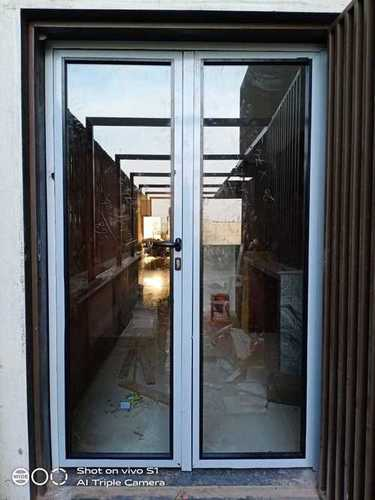 Aluminium Door & partition