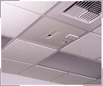 Accostic Minral fiber False Ceiling