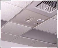 ACCOSTIC MINERAL FIBER FALSE CEILING