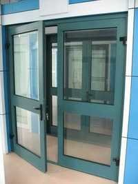 Aluminum 88mm Balcony Doors
