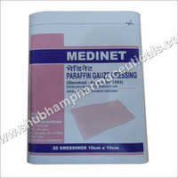 Paraffin Gauze Dressing BP