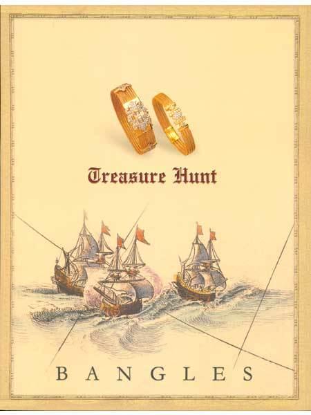 TREASURE HUNT BANGLES BOOK