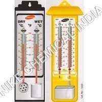 Dry Wet Hygrometer