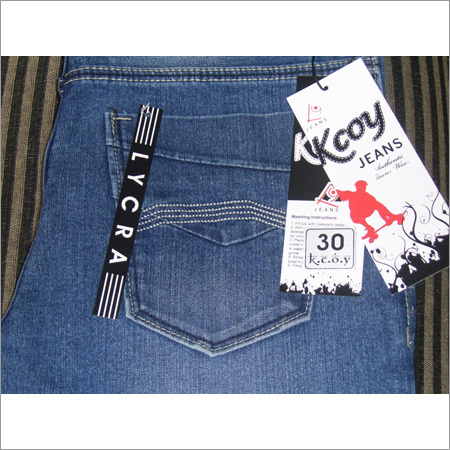 Designer Lycra Denim Jeans
