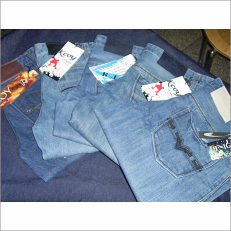 Trendy Denim Jeans