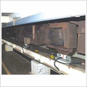 Static Ladle Car Weighing System