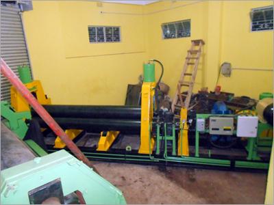 Manual Plate Bending Machine
