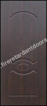Melamine Moulded Door