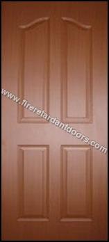 Melamine Mdf Moulded Door