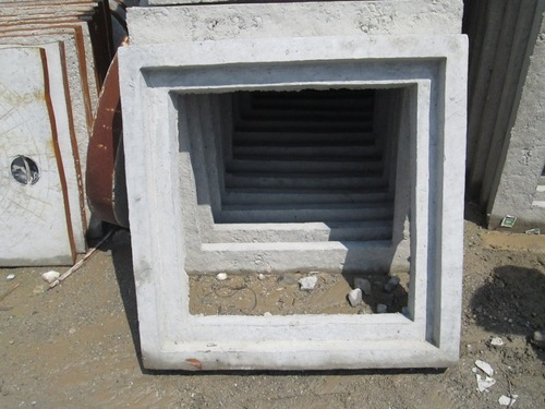 Cemented Manhole Frame