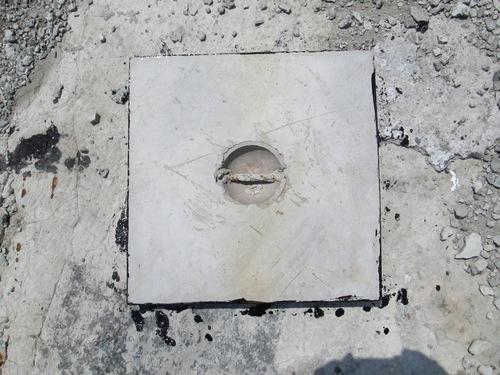 Squire Manhole Cover