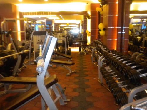 Gym Flooring/Tuffloor