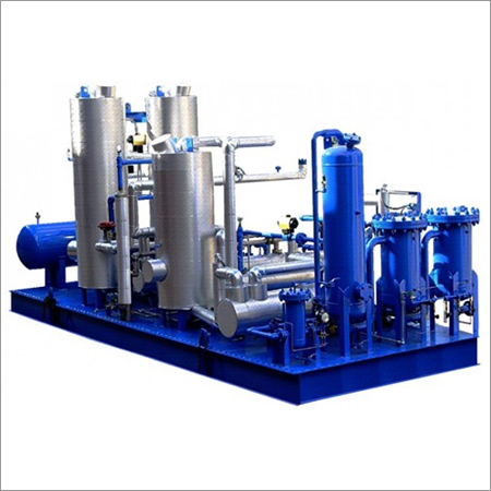 Water & Waste Water Treatment Systems