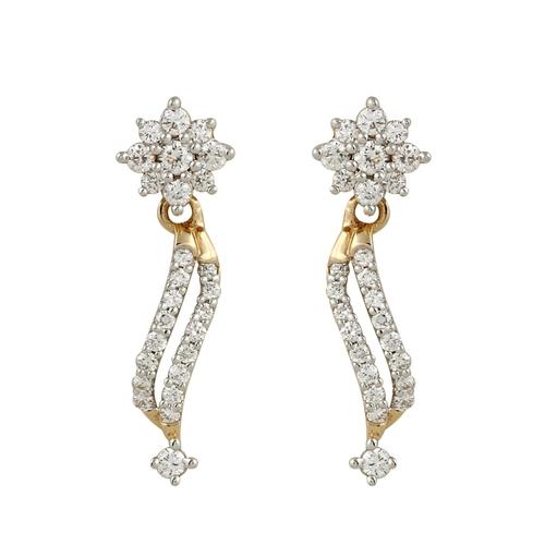 Glittering Sparkle Earring