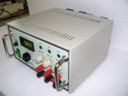 DUAL TRACKING DC POWER SUPPLY