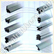 Rubber Profiles for Aluminium Doors
