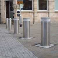 High Security Traffic Bollards
