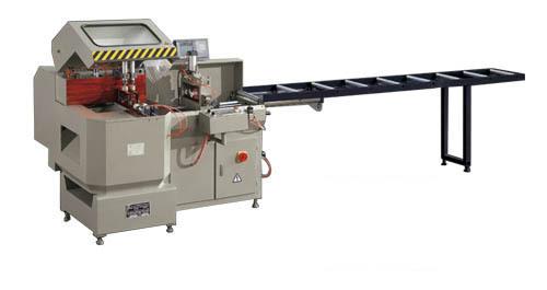 Auto feeding Cutting Machine for corner key profile
