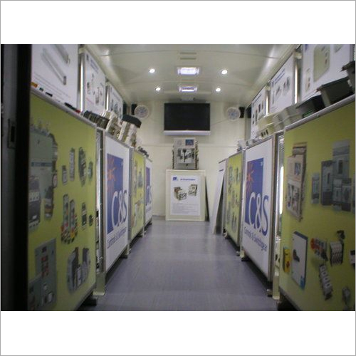 Display Exhibition Vans