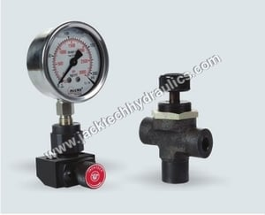 Hydraulic Gauge Isolator Valves